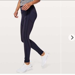 "Lululemon All The Right Places Pant II 28"" Black"
